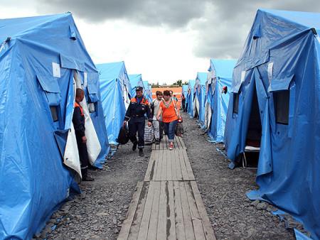 Расселение беженцев
