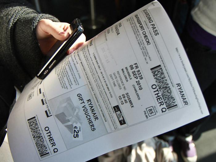 Покупка и проверка электронного билета
