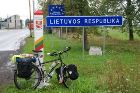 Граница Калининграда с Литвой
