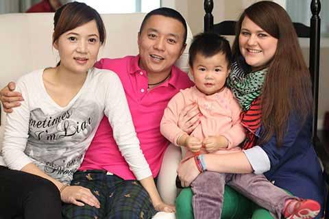 Бейбиситер в Китайской семье