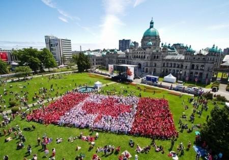 Оттава, столица Канады