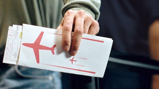 Бронирование билета на самолёт без оплаты