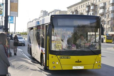 автобусы №13