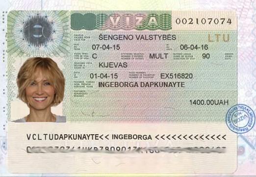 Виза в чехию документы если есть приглашение