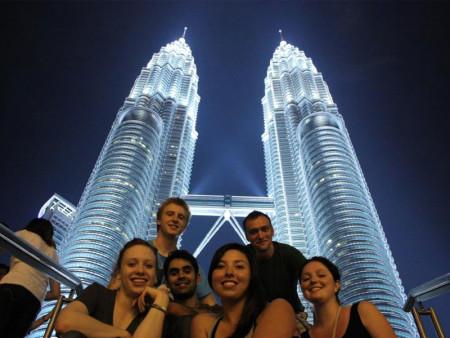 Небоскрёбы Малайзии