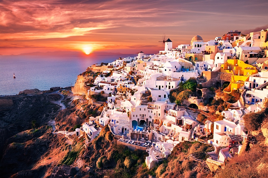 Горящие туры Греция все включено