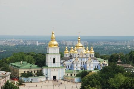 Главная достопримичательность Украины Киево-Печерская лавра