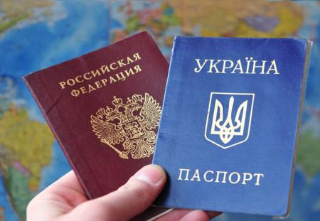 Паспорт Украинского гражданина