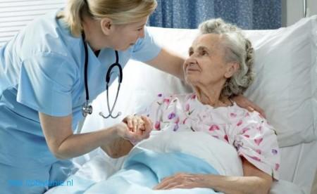 Уход за больными на дому