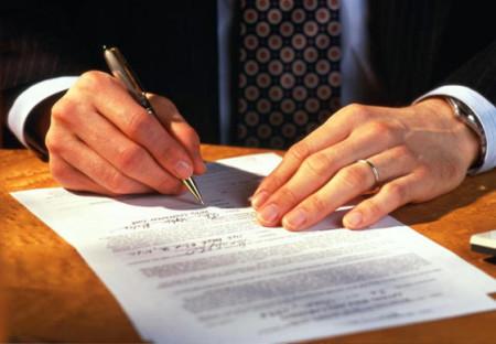 Договор с работодателем
