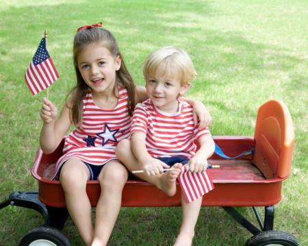 Дети в США
