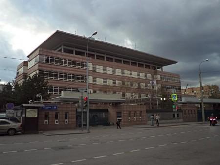 Посольство Республики Корея в Москве