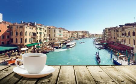 Кофе и Венеция