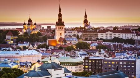 Талин, Эстония