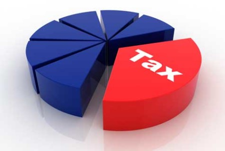 Диаграмма. Налоги