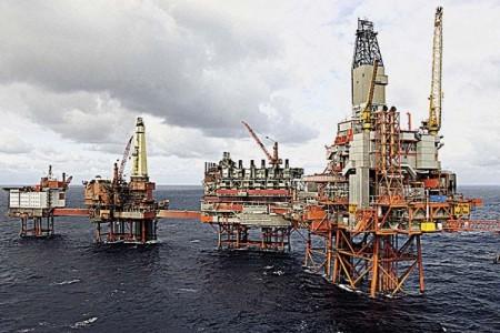 Норвежская нефтяная отрасль