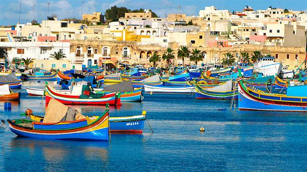 Работа на Мальте