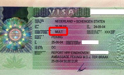 Рабочая виза в Голландию