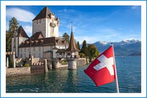 Флаг Швейцарии
