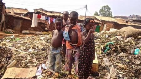 Бедность Африки
