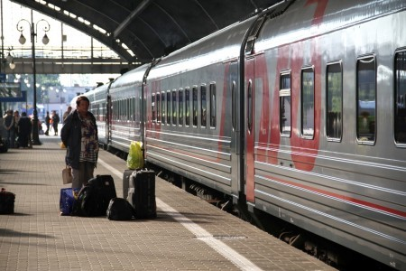 Пассажир поезда