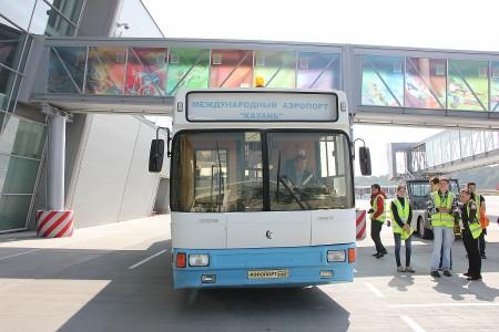 Автобус до аэропорта Казани