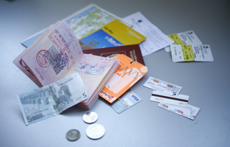 Расходы на путешествие