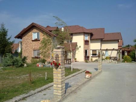 Вилла в Сербии