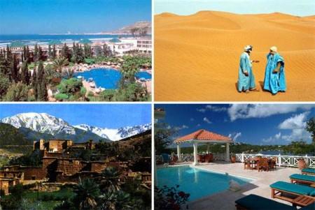 Сказочная страна Марокко