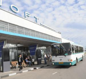 Автобус до аэропорта Стригино