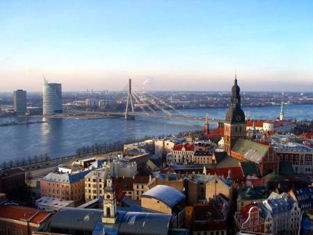 Латвия - очарование Прибалтики