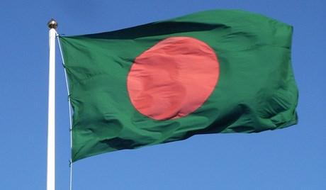 национальный флаг Бангладеш