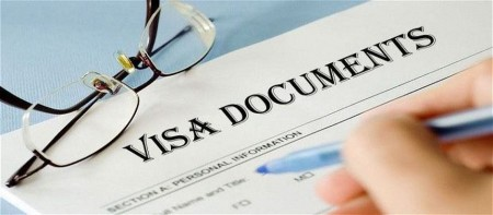 Документы на визу