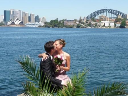 Свадьба в Австралии