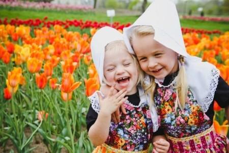 Дети в Нидерландах