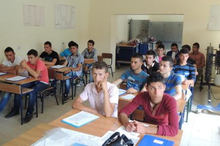 Студенты в Албании