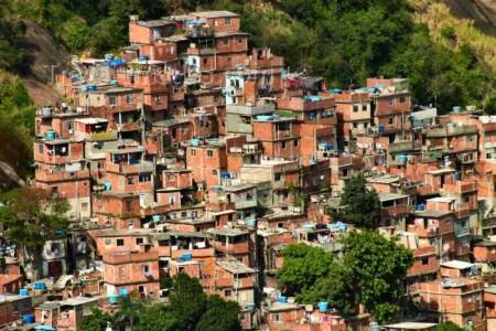 Фавелы в Бразилии