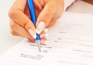 Заполнение анкеты для получения визы в Грецию