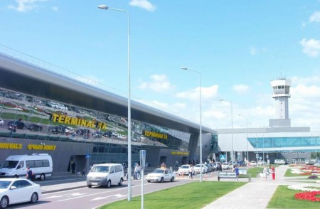 Аэропорт в Казани
