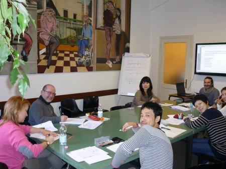 Языковые курсы в Италии