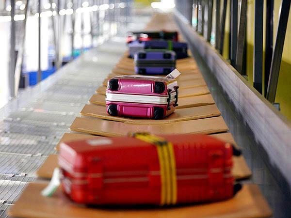 Лента багажа в аэропорту