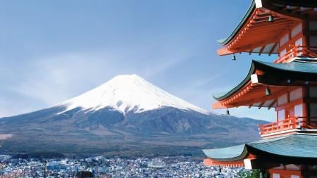 Прекрасные виды Японии