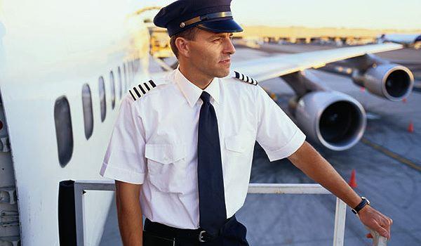 Пилот самолёта