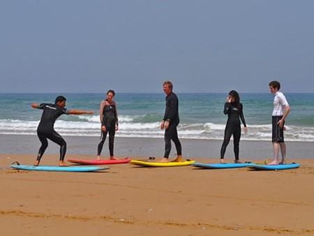 Тренер по серфингу