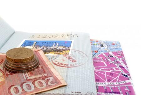 Евро за визу
