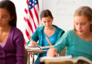 Студенты США