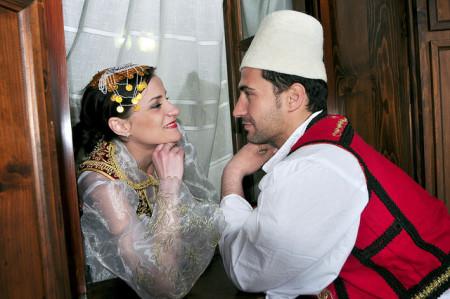 Свадьба в Албании
