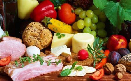 Запрет на перевозку продуктов питания через границу