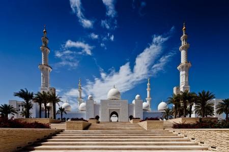 ОАЭ, Мечеть шейха Зайда