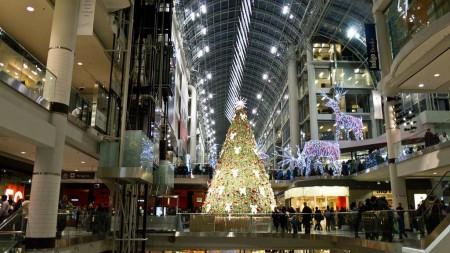Торговый центр в Канаде